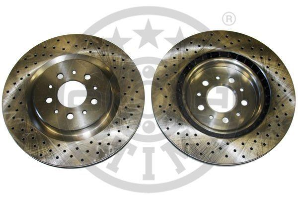 Disque de frein - OPTIMAL - BS-8168