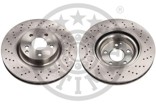 Disque de frein - OPTIMAL - BS-8206