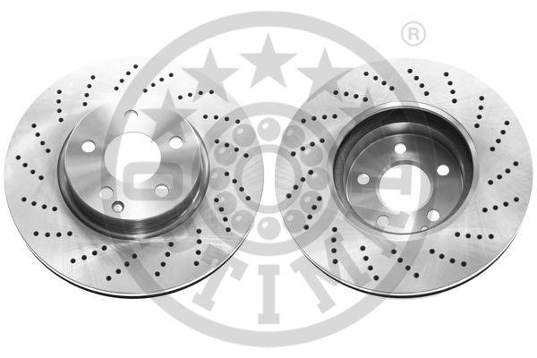 Disque de frein - OPTIMAL - BS-8218C