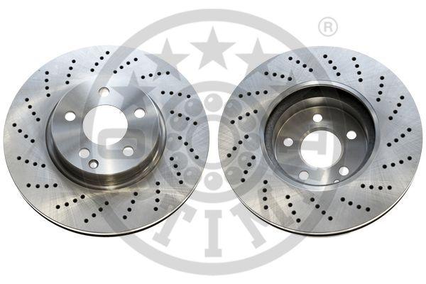 Disque de frein - OPTIMAL - BS-8218