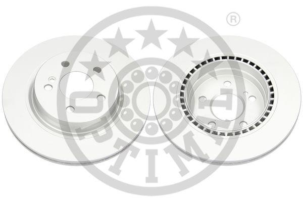 Disque de frein - OPTIMAL - BS-8222C