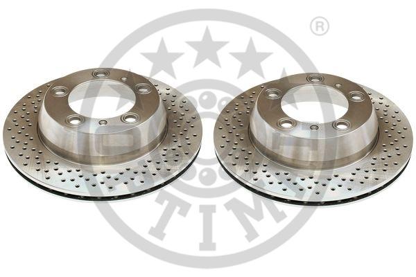 Disque de frein - OPTIMAL - BS-8238