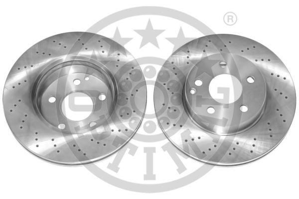 Disque de frein - OPTIMAL - BS-8248C