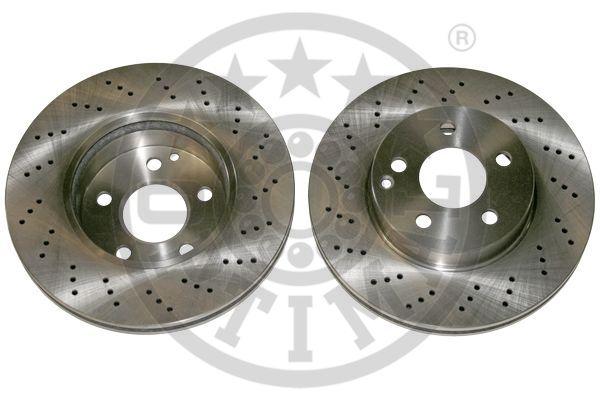 Disque de frein - OPTIMAL - BS-8248