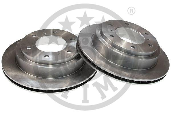 Disque de frein - OPTIMAL - BS-8262