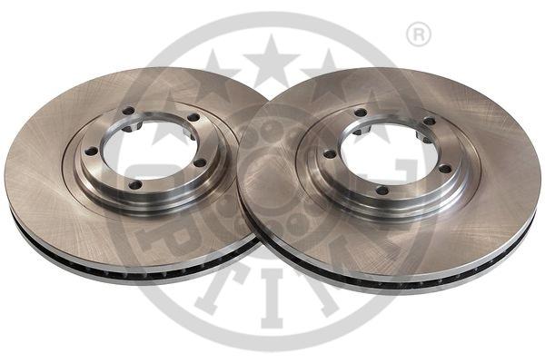 Disque de frein - OPTIMAL - BS-8360
