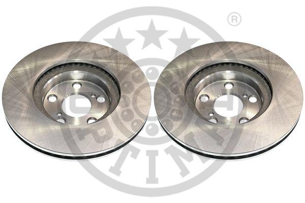 Disque de frein - OPTIMAL - BS-8386