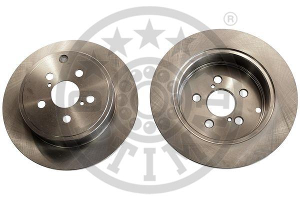 Disque de frein - OPTIMAL - BS-8398