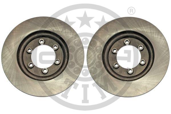 Disque de frein - OPTIMAL - BS-8476