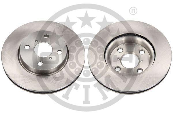 Disque de frein - OPTIMAL - BS-8536