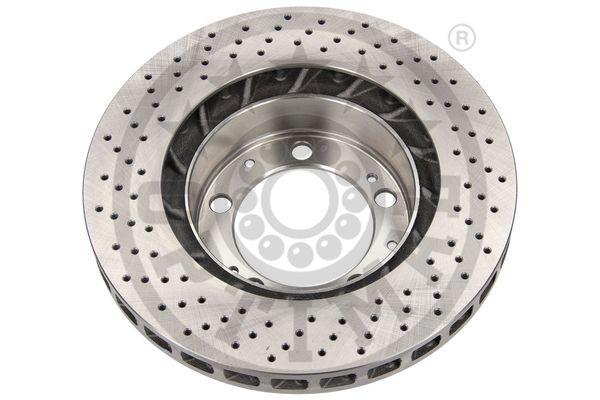 Disque de frein - OPTIMAL - BS-8540