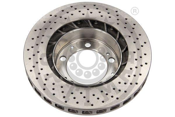 Disque de frein - OPTIMAL - BS-8542