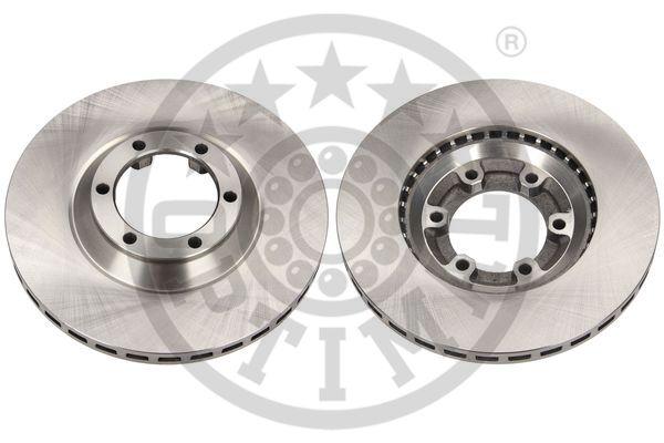 Disque de frein - OPTIMAL - BS-8566