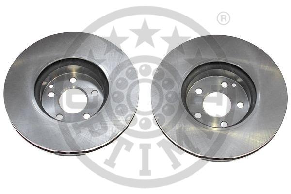 Disque de frein - OPTIMAL - BS-8580
