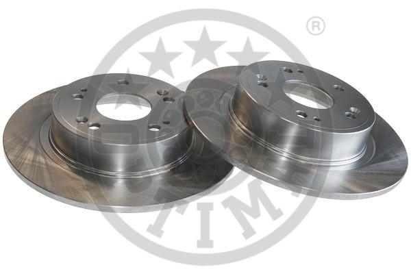 Disque de frein - OPTIMAL - BS-8588