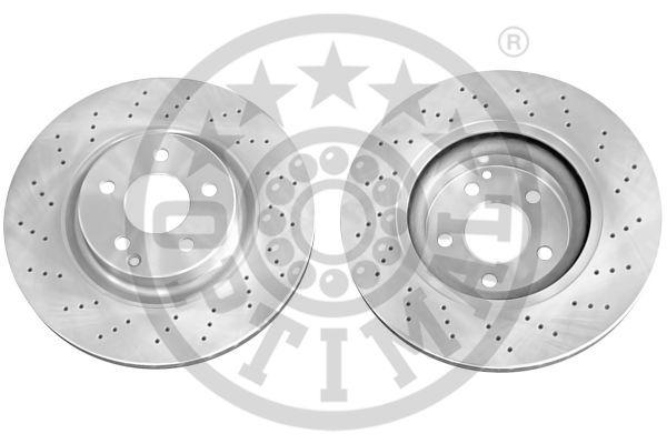 Disque de frein - OPTIMAL - BS-8624C