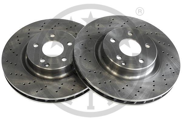 Disque de frein - OPTIMAL - BS-8624