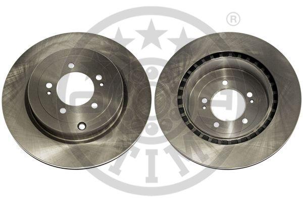 Disque de frein - OPTIMAL - BS-8666