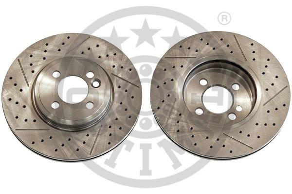 Disque de frein - OPTIMAL - BS-8690