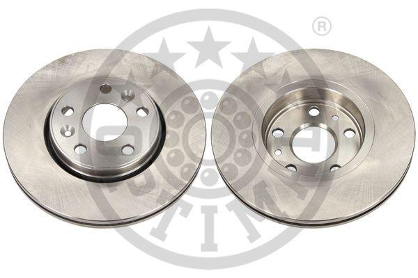 Disque de frein - OPTIMAL - BS-8744
