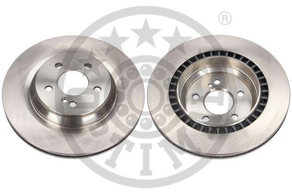 Disque de frein - OPTIMAL - BS-8812