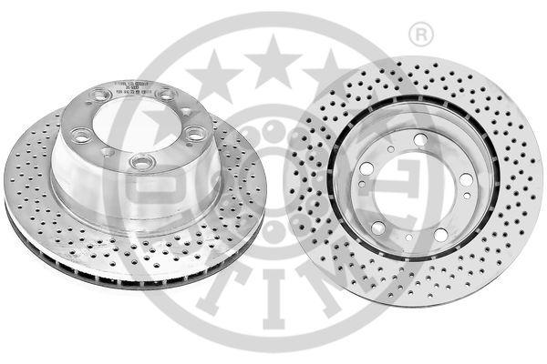 Disque de frein - OPTIMAL - BS-8932C