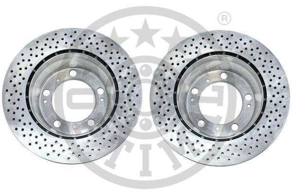 Disque de frein - OPTIMAL - BS-8932