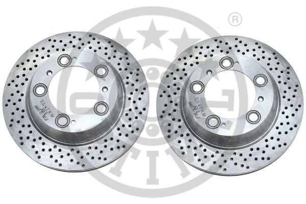 Disque de frein - OPTIMAL - BS-8938