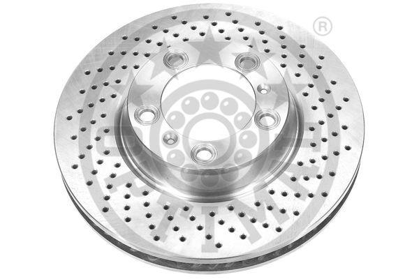 Disque de frein - OPTIMAL - BS-8960C