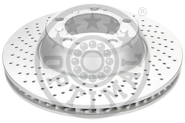 Disque de frein - OPTIMAL - BS-8962C