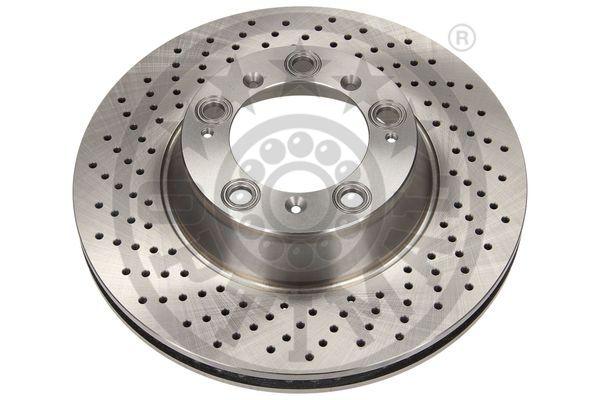Disque de frein - OPTIMAL - BS-8962