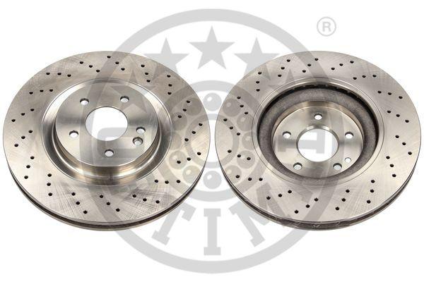 Disque de frein - OPTIMAL - BS-8998