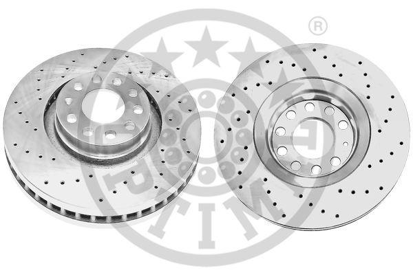 Disque de frein - OPTIMAL - BS-9004C