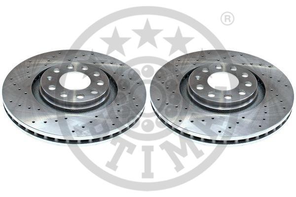 Disque de frein - OPTIMAL - BS-9004