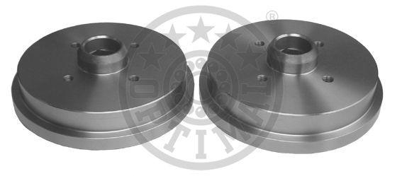 Tambour de frein - OPTIMAL - BT-0070