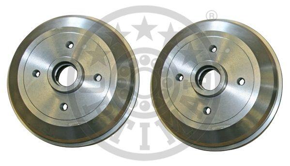 Tambour de frein - OPTIMAL - BT-0120