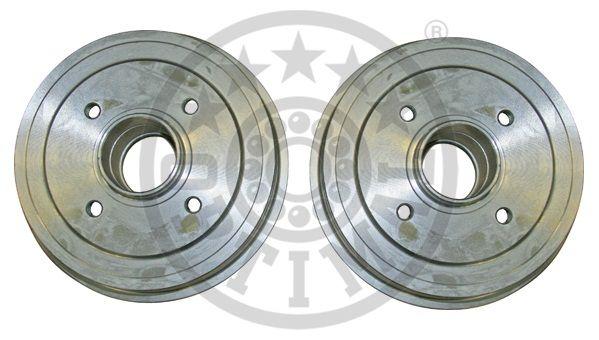 Tambour de frein - OPTIMAL - BT-0140