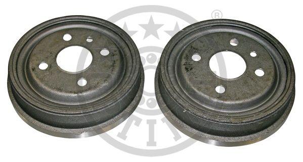 Tambour de frein - OPTIMAL - BT-0200