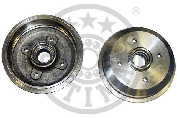 Tambour de frein - OPTIMAL - BT-0210