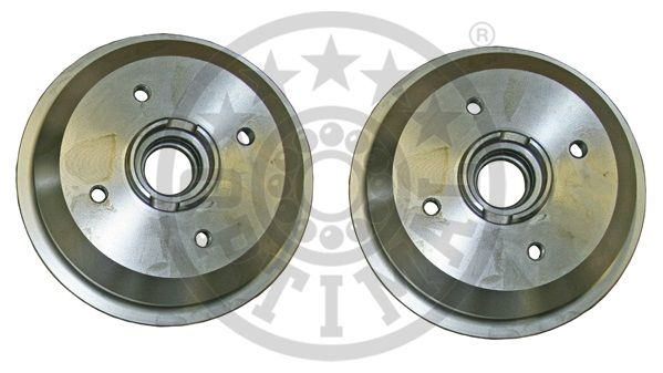 Tambour de frein - OPTIMAL - BT-0340