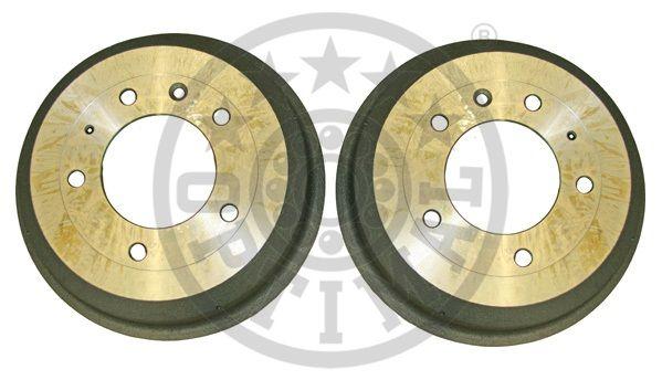Tambour de frein - OPTIMAL - BT-0390