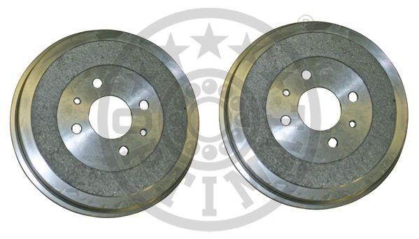 Tambour de frein - OPTIMAL - BT-0560