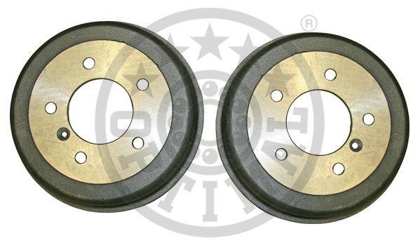 Tambour de frein - OPTIMAL - BT-1390