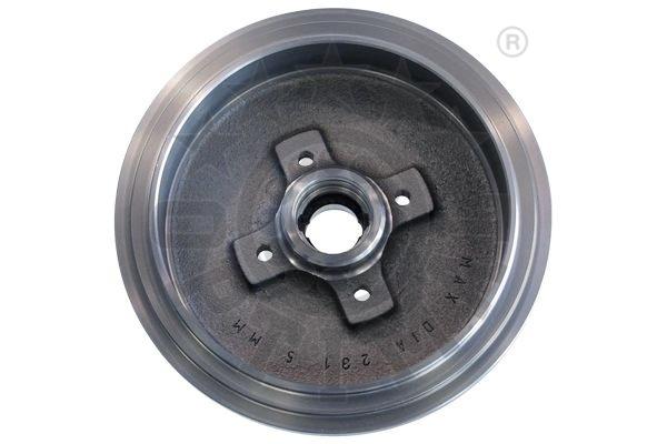 Tambour de frein - OPTIMAL - BT-1450