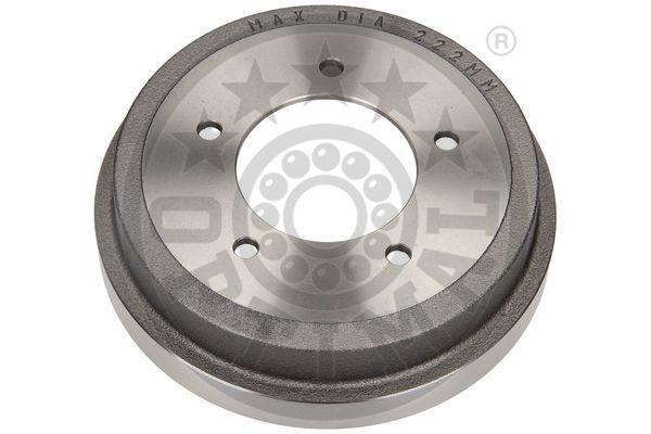 Tambour de frein - OPTIMAL - BT-1650