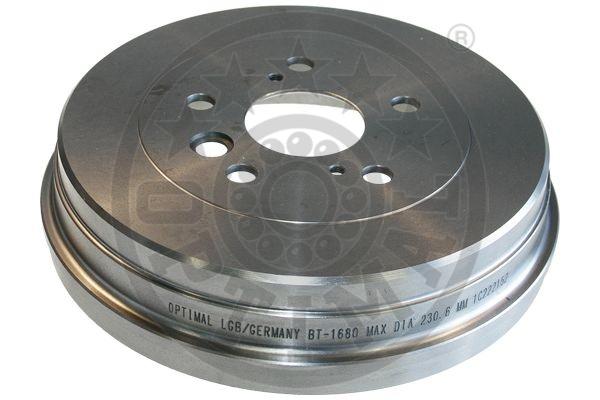 Tambour de frein - OPTIMAL - BT-1680