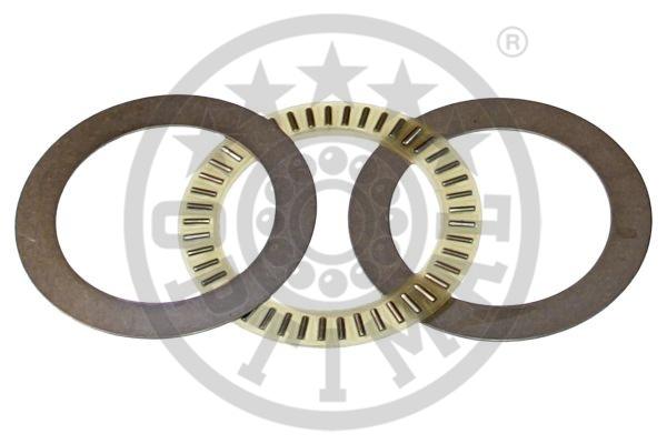 Appareil d'appui à balancier, butée simple /jambe élast - OPTIMAL - F8-3017