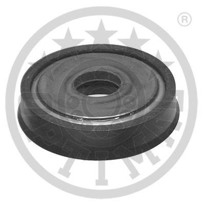 Appareil d'appui à balancier, butée simple /jambe élast - OPTIMAL - F8-3018