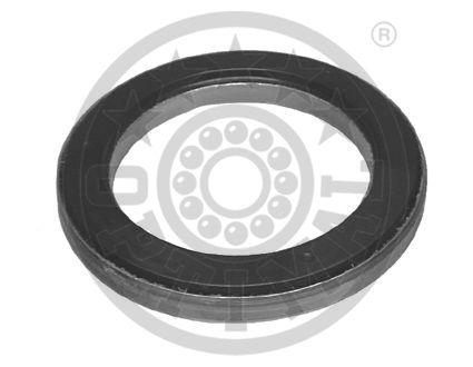 Appareil d'appui à balancier, butée simple /jambe élast - OPTIMAL - F8-3023