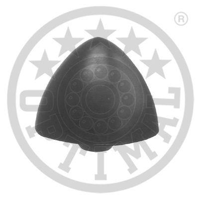 Butée, fusée d'essieu - OPTIMAL - F8-4040